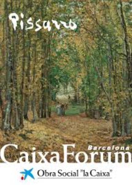 Caixa Forumのピサロ展_b0064411_05484548.jpg