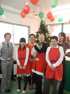 Christmas Lunch_f0153418_1705349.jpg
