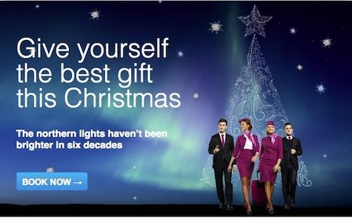 アイスランドから、美しくてたくましいヘソ出し女性サンタのクリスマス・カード_c0003620_22503716.jpg
