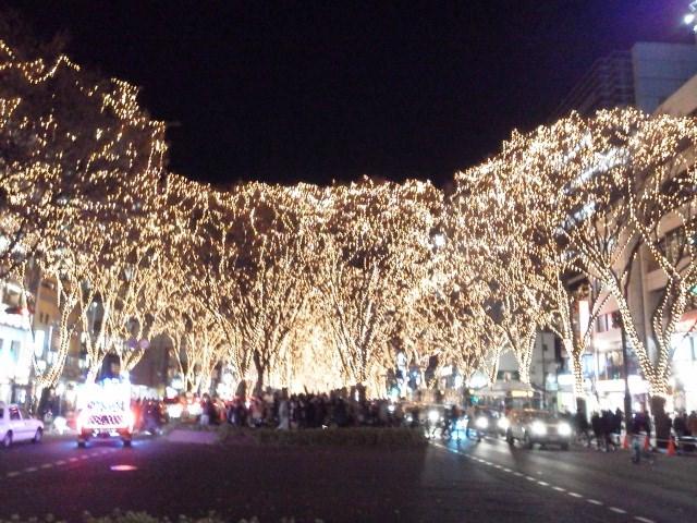 勾当台公園SENDAI光のページェントからメリークリスマス!_b0081121_6102575.jpg