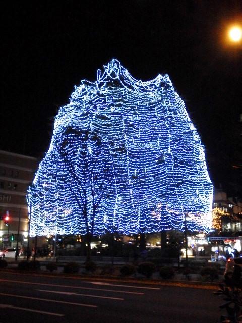 勾当台公園SENDAI光のページェントからメリークリスマス!_b0081121_6144192.jpg