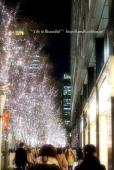 Xmas Illumination 2013*Marunouchi_d0083623_15435126.jpg