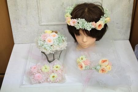 お誕生日おめでとうございます ある花嫁様へ 花婿様からのプレゼント_a0042928_19515120.jpg