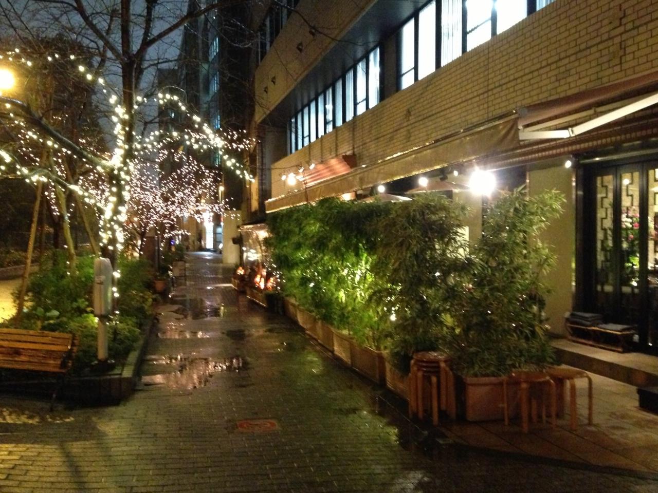 12月19日 新宿御苑前_a0317236_5563121.jpg