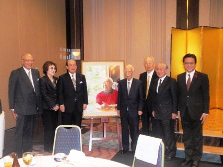 生誕100年記念富永直樹展祝賀会_c0251346_161346.jpg
