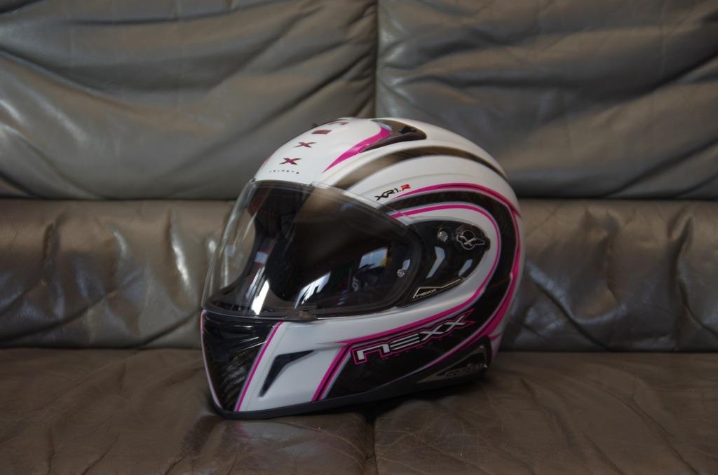 NEXXカーボンヘルメット_e0159646_12485449.jpg
