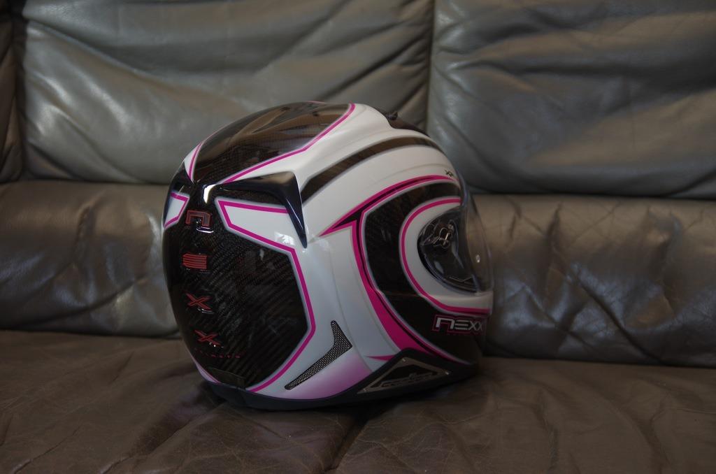 NEXXカーボンヘルメット_e0159646_12515136.jpg