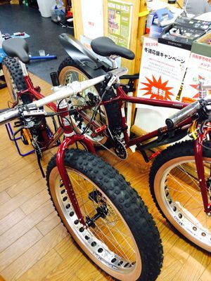 Surly Special Ops Pug サーリースペシャルOPS_d0197762_1935986.jpg