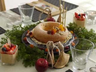 パルケ先生12月cake class・アプリコットとチョコレートのケークフィナンシェ など_e0159185_1132251.jpg