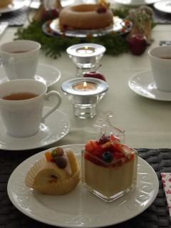 パルケ先生12月cake class・アプリコットとチョコレートのケークフィナンシェ など_e0159185_114416.jpg