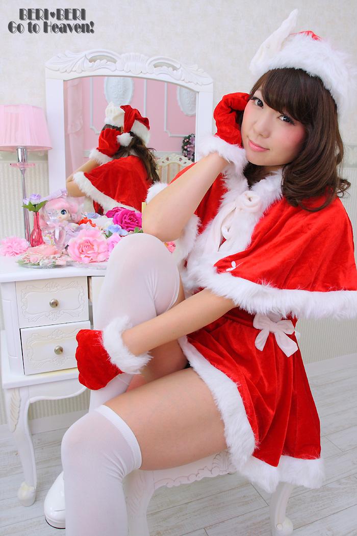 ゆきのさん サンライト個撮 サンタ編 其の参_d0150493_20545362.jpg