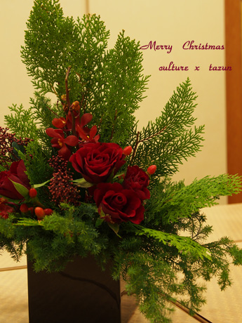 クリスマスレッスン集大成です_d0144095_19312821.jpg