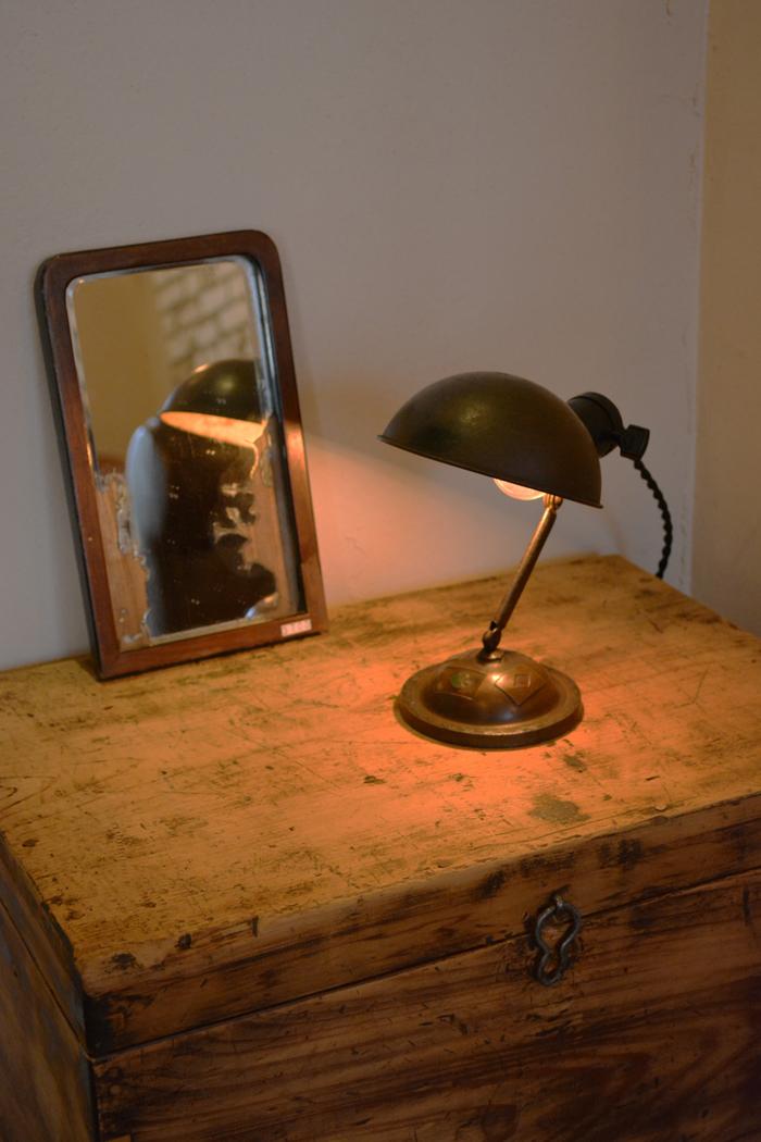 『戦前卓上照明  トランプ柄』_f0192906_19303269.jpg