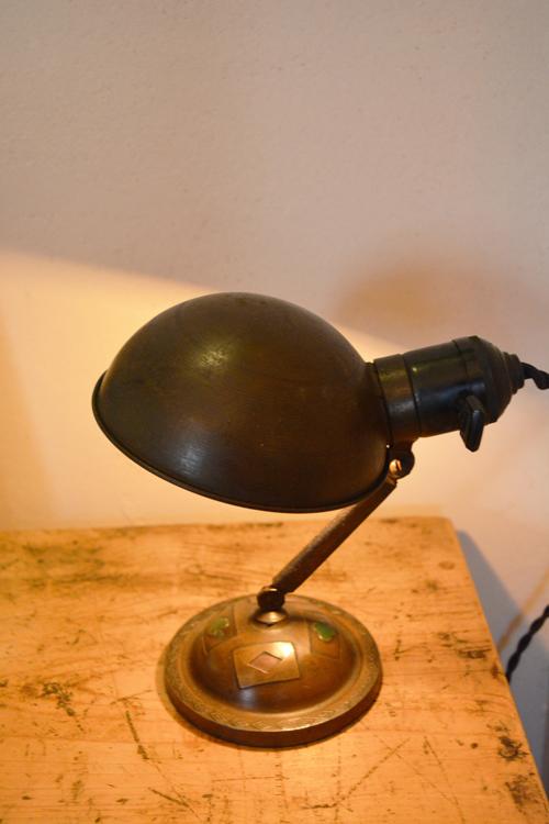 『戦前卓上照明  トランプ柄』_f0192906_19321211.jpg