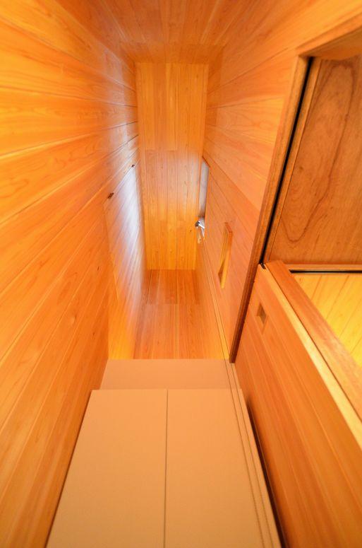Fさんの家 「とりあえず」完成(5) トイレ_a0039934_17395766.jpg