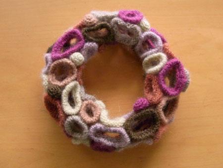 編み物の何か~     Knitting something…_b0029036_16332369.jpg