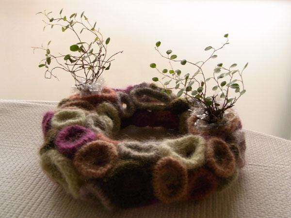 編み物の何か~     Knitting something…_b0029036_16334411.jpg