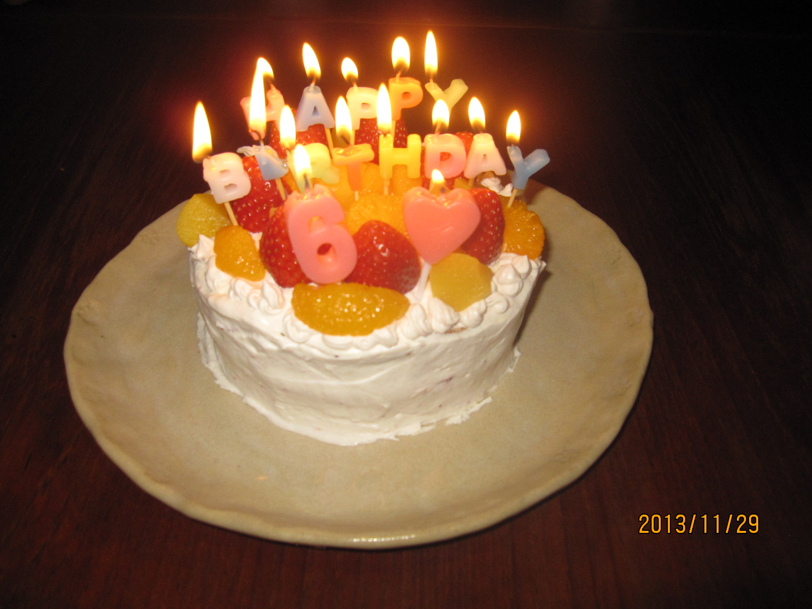 お誕生日♪_f0231042_14205690.jpg