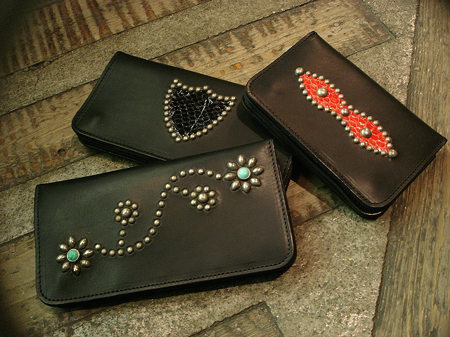 "NEW : HOLLYWOOD TRADING COMPANY [HTC] ""BIFOLD\"" WALLET & CARD CASE [2013 WINTER] !!_a0132147_23492185.jpg"