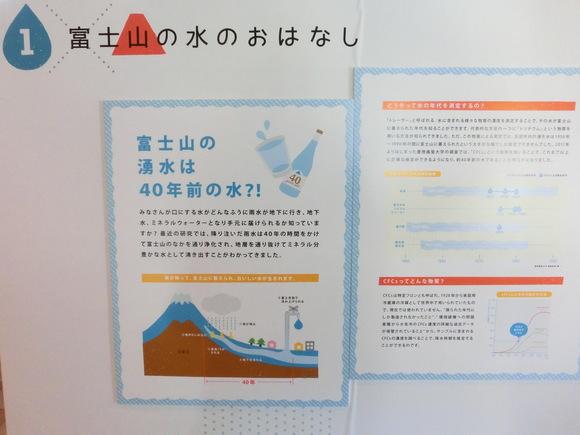 富士山からのいただきもの。_a0263653_21422033.jpg