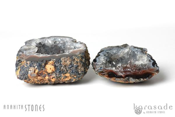 メノウ原石(ブラジル産)_d0303974_18113461.jpg