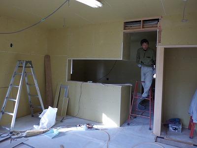 大工工事、電気設備工事_d0205883_2363612.jpg