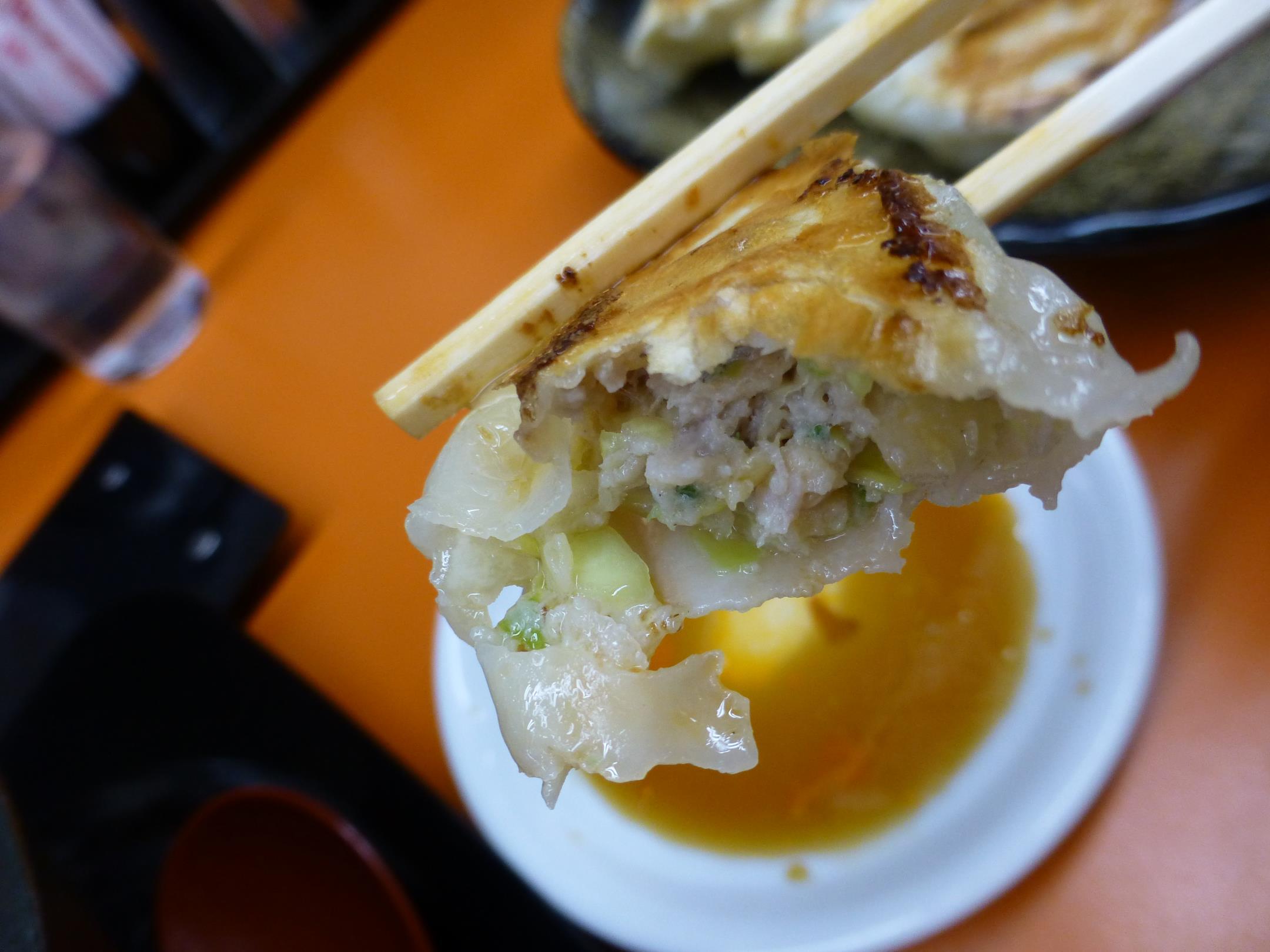 餃子の王将      川西店_c0118393_1671030.jpg