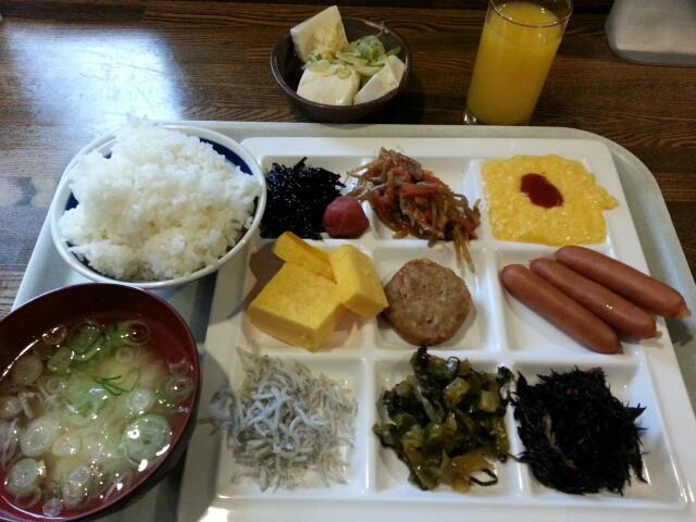 12/22  朝食バイキング@アパヴィラホテル仙台五橋_b0042308_1248110.jpg