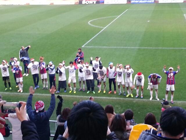 第93回サッカー天皇杯準々決勝  ベガルタ仙台 - FC東京_b0042308_20115241.jpg