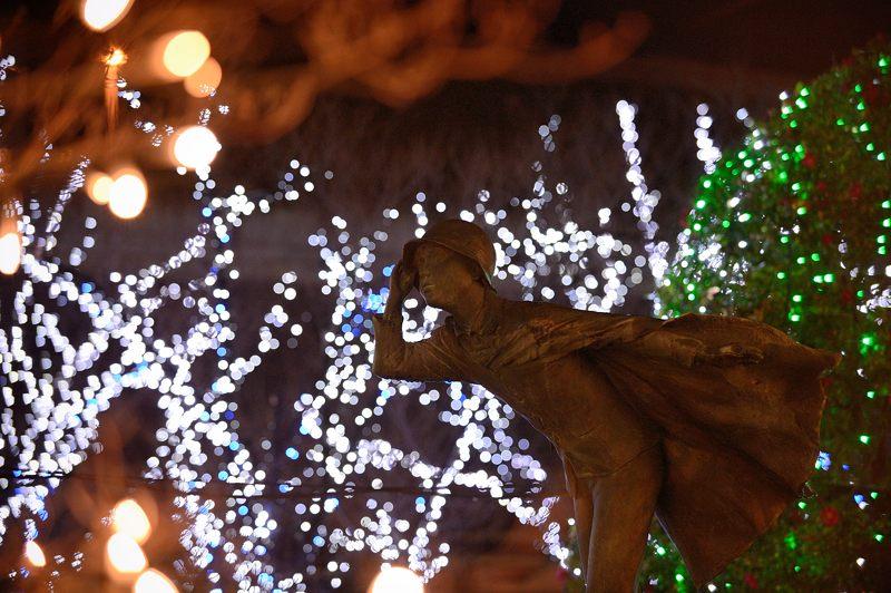 クリスマスイルミネーション@京セラ本社 其の一_f0032011_15345912.jpg