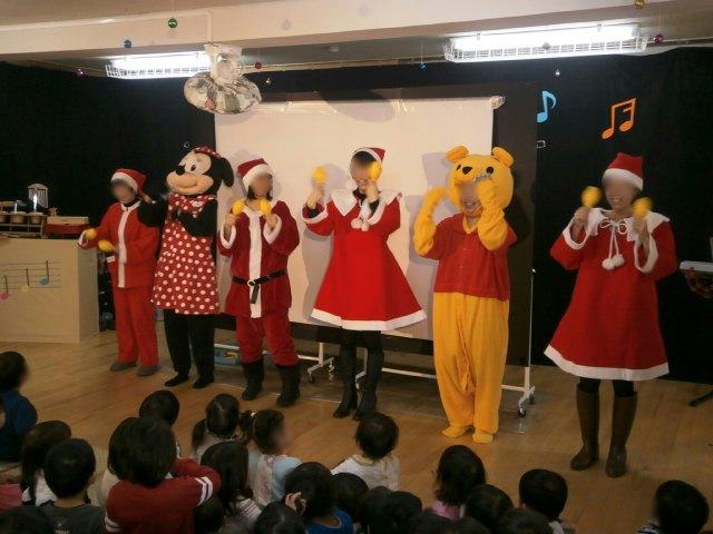 クリスマス会_e0148419_1024364.jpg