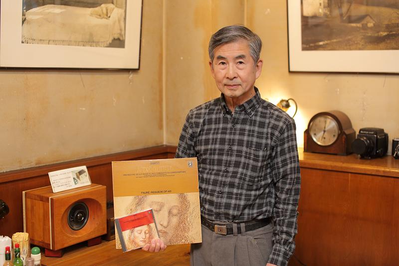 レコードから、CDへ。相島技研さん、ありがとうございました!_e0143643_16413228.jpg