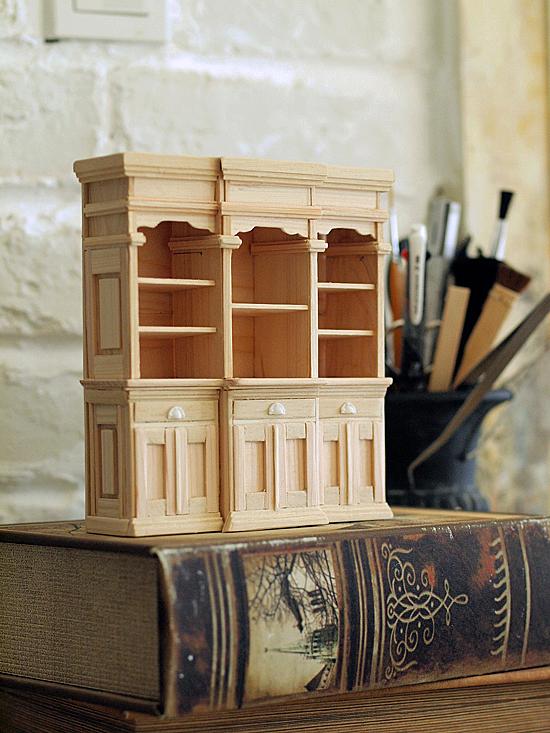 miniature* 我が家の家具再現_e0172847_8563953.jpg
