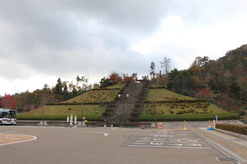 出雲の旅 (2) 石見銀山世界遺産センターの石見銀山ツアー_c0011649_128392.jpg