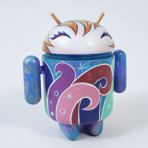 Jeremiah Ketner\'s Custom Android (gold hair)_e0118156_20512425.jpg