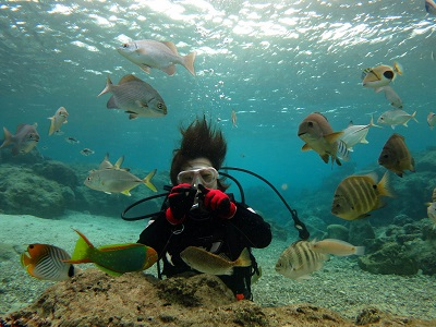 沖縄で初ダイビング!_a0156273_1244039.jpg