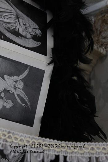 黒い羽根・・・・・_e0237680_12413240.jpg