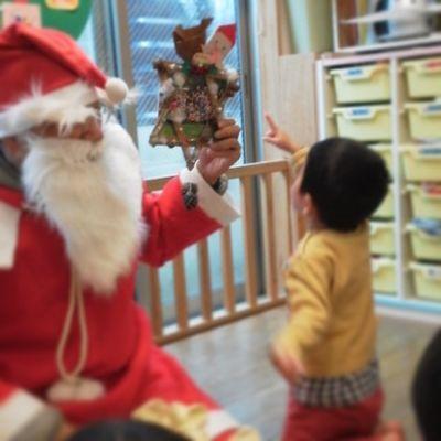 クリスマス会♪_c0293682_553092.jpg