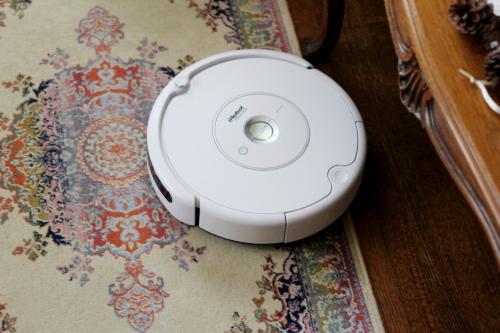 iRobotのルンバくん我が家に登場!その成果は?_d0129786_15503622.jpg