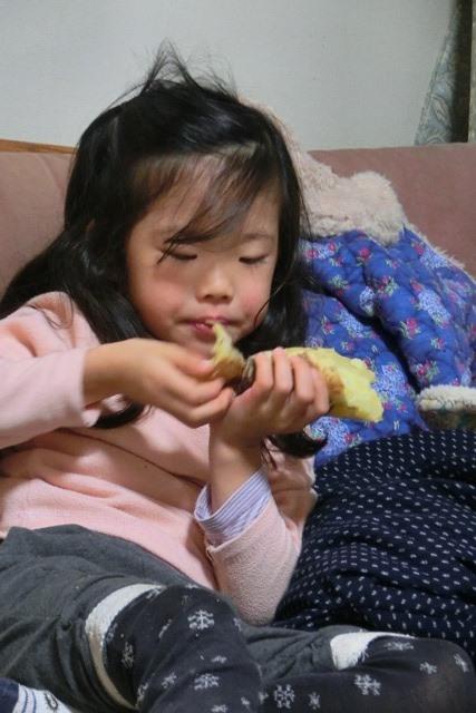 美味しい焼き芋の作り方、サツマイモは蒸すより焼くべき、焼き芋の美味しい焼き方、美容と健康に焼き芋_d0181492_013335.jpg