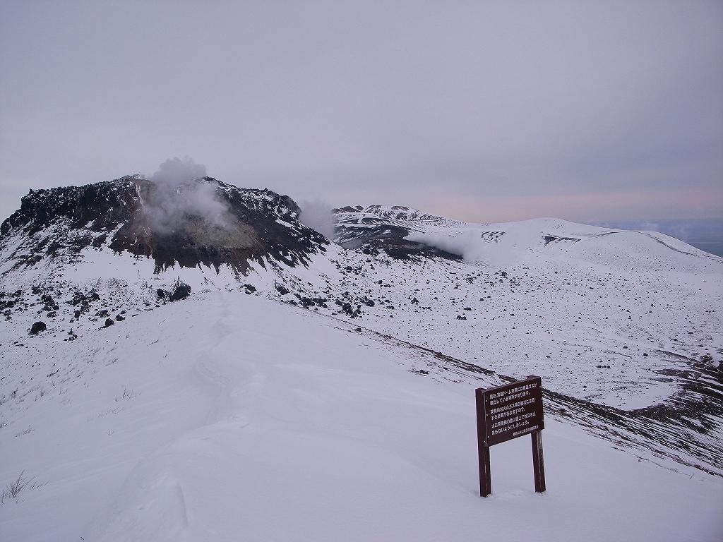 12月20日、樽前山-樽前山東山から西山へ、そして下山-_f0138096_20113297.jpg