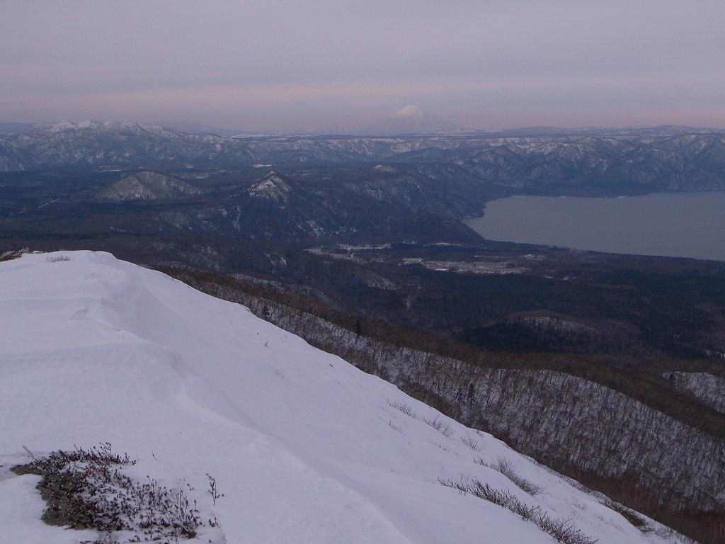 12月20日、樽前山-樽前山東山から西山へ、そして下山-_f0138096_20114746.jpg
