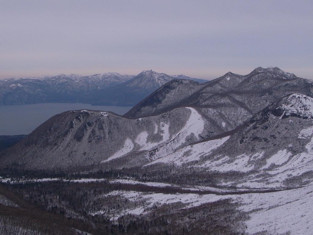 12月20日、樽前山-樽前山東山から西山へ、そして下山-_f0138096_20115582.jpg