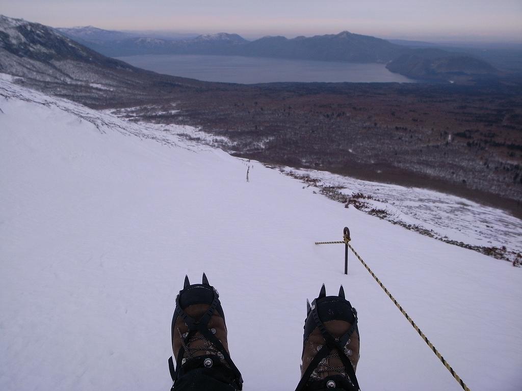 12月20日、樽前山-樽前山東山から西山へ、そして下山-_f0138096_20121675.jpg