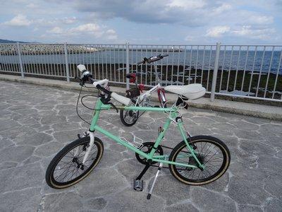 自転車で散策_f0178416_22413853.jpg