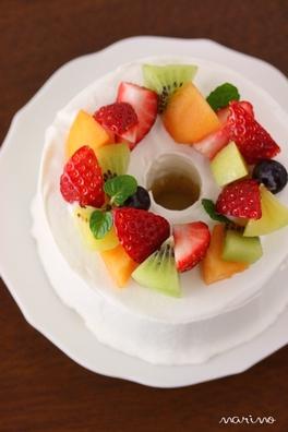 【まとめ】デコレーションケーキの組み立て方☆_d0098954_16593290.jpg