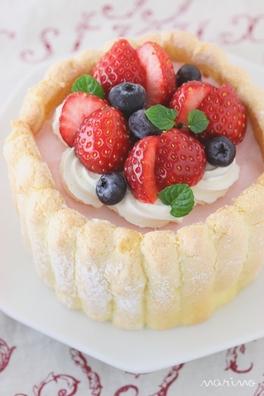 【まとめ】デコレーションケーキの組み立て方☆_d0098954_1704484.jpg