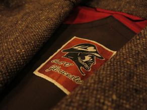 """MIGHTY-MAC × TheThreeRobbers Jacket&Pants Donegal Tweed\""ってこんなこと。_c0140560_13181553.jpg"