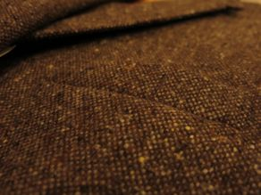 """MIGHTY-MAC × TheThreeRobbers Jacket&Pants Donegal Tweed\""ってこんなこと。_c0140560_13184354.jpg"