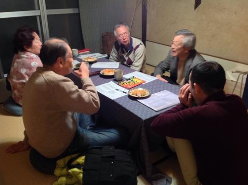『町家で英会話cafe 33 』ご報告_b0153663_18574915.jpg